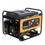 Kipor KGE6500E3 Generator open-frame 6kVA, benzina, trifazat, 3000rpm