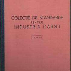 AS - COLECTIE DE STANDARDE PENTRU INDUSTRIA CARNII - UZ INTERN