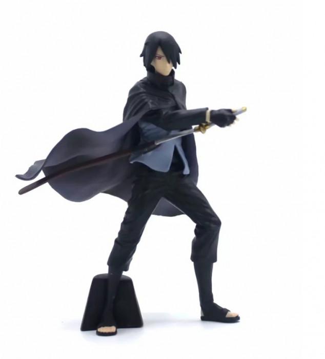 Figurina Naruto Boruto Uchiha Sasuke 15 cm anime