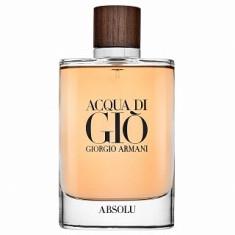Armani (Giorgio Armani) Acqua di Gio Absolu Eau de Parfum pentru bărbați 125 ml, Apa de parfum