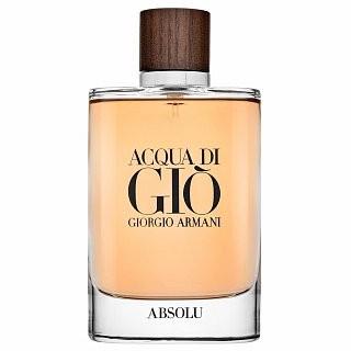 Armani (Giorgio Armani) Acqua di Gio Absolu Eau de Parfum pentru bărbați 125 ml foto