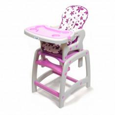 Husa pentru scaun de masa Juju Eat&Play Mov