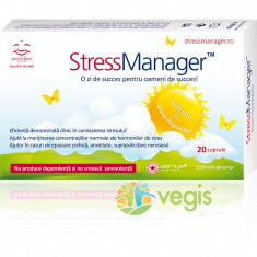 Stressmanager 20cps