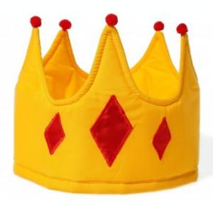 Accesoriu Copii deghizare Coroana Regelui