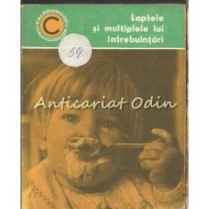 Laptele Si Multiplele Lui Intrabuintari - Savu Ioana