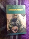 a6 Emigrantii - Kostas Valetas