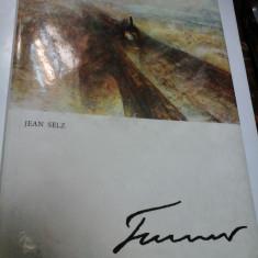 TURNER - ALBUM DE ARTA - par JEAN SELZ - FLAMMARION
