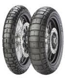 Motorcycle Tyres Pirelli Scorpion Rally STR ( 110/80 R19 TL 59H M/C, Roata fata, Marcaj M+S )