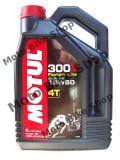 MBS Ulei Motul 300V 4T 15W50 4L, Cod Produs: 104129