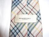 Cravata Burberry London, Multicolor, Geometric