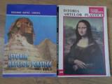 ISTORIA ARTELOR PLASTICE VOL.1-2 ANTICHITATEA SI EVUL MEDIU. RENASTEREA. BAROCUL-ADRIANA BOTEZ-CRAINIC