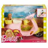 Scooter de jucarie Barbie FRP56