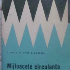 MIJLOACELE CIRCULANTE - I. CRAIU, AL. BABE, D. BANESCU