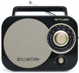 Radio Portabil Muse M-055 RB (Negru)