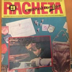 RACHETA CUTEZATORILOR  Nr 9  ( Anul 3  ) Septembrie 1971