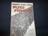FISKE SCHIOPUL-MENDELE M.-STORM-TRAD. DIN IDIS-DR.B. ZEICIG-BIBL. CLASICII EVREI