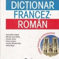 Clementina Anghel - Dicționar francez - român. Limba franceză contemporană