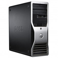 Workstation Dell Precision T3400, Intel Core 2 Duo E8400 3.00GHz, 4GB DDR2, 160GB SATA, DVD-RW