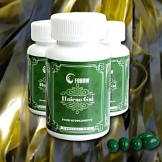 Fohow – Haicao Gai – pastile de calciu din alge marine – sursa puternica de vitamine si minerale