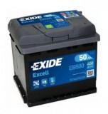 BATERIE EXIDE EXCELL 12V 50AH 450A 207X175X190 +DR