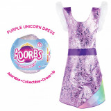Cumpara ieftin Adorbs- Costum tip rochie, mov