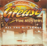 CD 'Grease' The Musical (All The Hit Songs), original