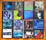 Col. blues & muzica cubaneza (Hooker, J. Copeland, BT, Café Cubana) (34 CD orig)