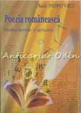 Cumpara ieftin Poezia Romaneasca - Ada Popovici