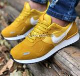 Adidasi Nike pantofi sport Nike new 2019, 40 - 43, Galben, Textil