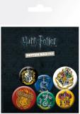 Insigna - Harry Potter Crests - mai multe modele | GB Eye