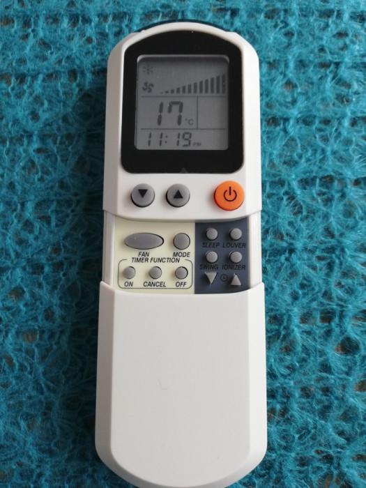 telecomanda aer conditionat marca Americool ,Airkool,Unionaire,