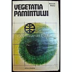Vegetatia Pamantului In Perspectiva Ecologica - Heinrich Walter