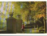 CPIB 16651 CARTE POSTLA - CHISINAU. PARCUL PUSKIN, Circulata, Fotografie