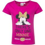 Tricou Minnie Mouse Disney Fuchsia, 4-5 ani
