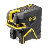 STANLEY Nivela cu laser cross Fat-Max 5 puncte rosii