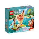 LEGO Disney Princess Aventura pe ocean a Moanei No. 43170
