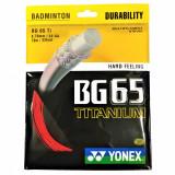 Cordaj Badminton BG 65 TI, Yonex
