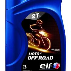 Ulei moto sintetic ELF MOTO 2 OFFROAD 1 Litru