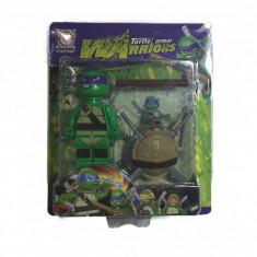 Figurina Testoasele Ninja Turtle Armor Warriors -Donatello - Purple
