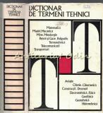 Dictionar De Termeni Tehnici - Carol Neuman, Edmond Nicolau, Radu Titeica