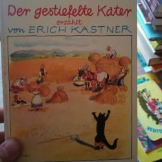 Der gestiefelte Kater – Erich Kastner