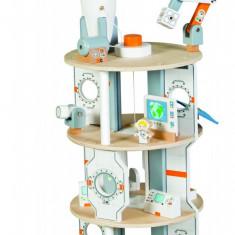 Statia spatiala Tidlo, dezvolta abilitatile sociale, 22 piese, 30 x 30 x 55.6 cm, 3 ani+