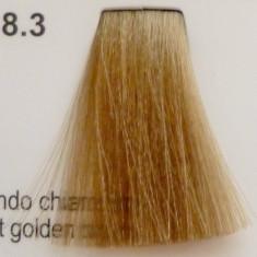 Vopsea de par CLR fara amoniac - nr. 8.3 - 100 ml, Parisienne