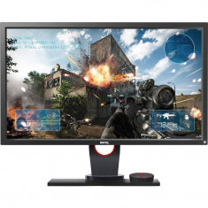 Monitor LED Gaming BenQ Zowie XL2430 24 inch 1ms Black Red foto