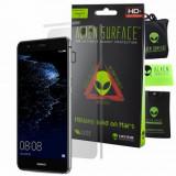 Folie Alien Surface HD,Huawei P10 Lite, protectie spate, laterale + Alien Fiber, Anti zgariere