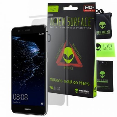 Folie Alien Surface HD, Huawei P10 Lite, protectie spate, laterale + Alien... foto