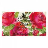 Sapun vegetal cu trandafiri Florinda, La Dispensa, 100 g