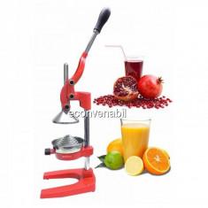 Storcator Fructe Presa Manuala Citrice si Rodii Bohmann Fonta BH3848