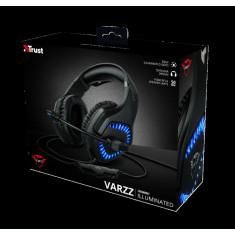 Casti cu microfon Trust GXT 460 Varzz Illuminated Gaming Headset