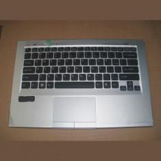 Palmrest + tastatura laptop SONY VPC-SB VPC-SD Silver cover